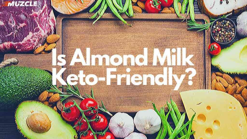 Almond Milk Keto