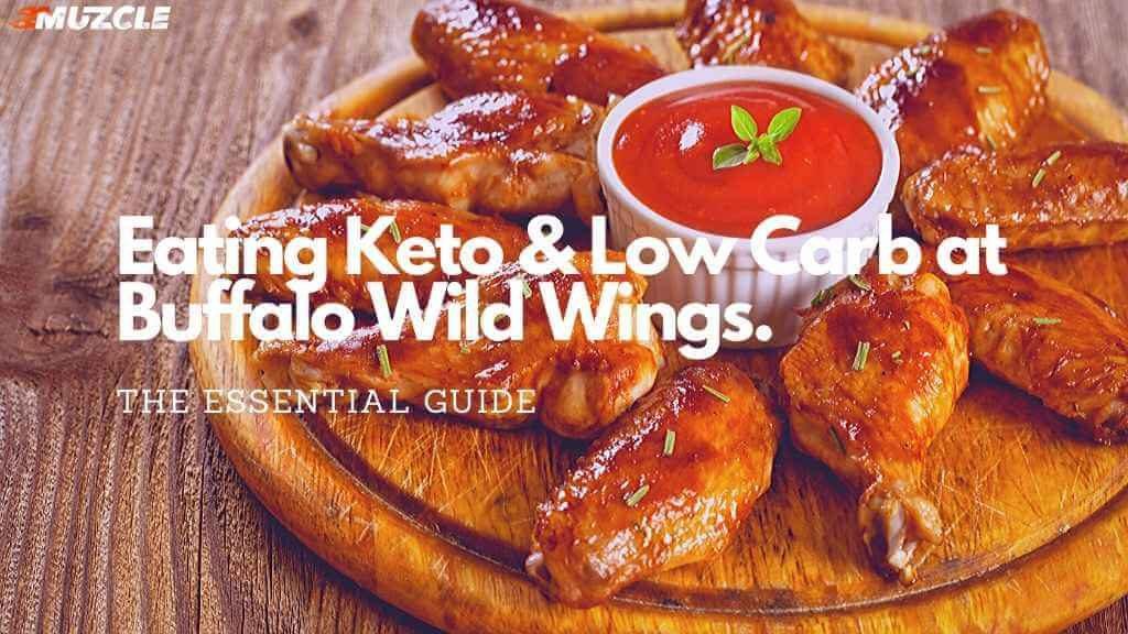 buffalo wild wings keto